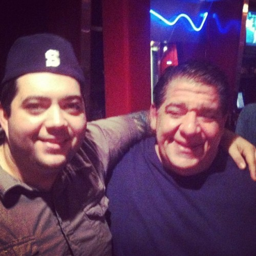 Blazed as fuck with the man, the legend Joey COCO Diaz!  #joeydiaz #kush #deathsquad #comedy #basedgod #igers #instagood