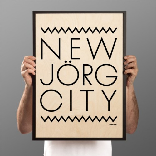 visualgraphic:  New Jorg City