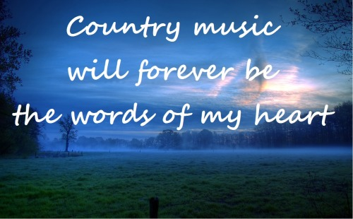 certifiedcountry:  Raise your hand if you feel the same way!