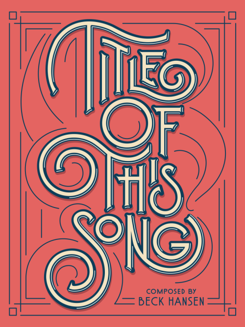 typeverything:  Typeverything.com - Title of This Song by @Dan_Cassaro.