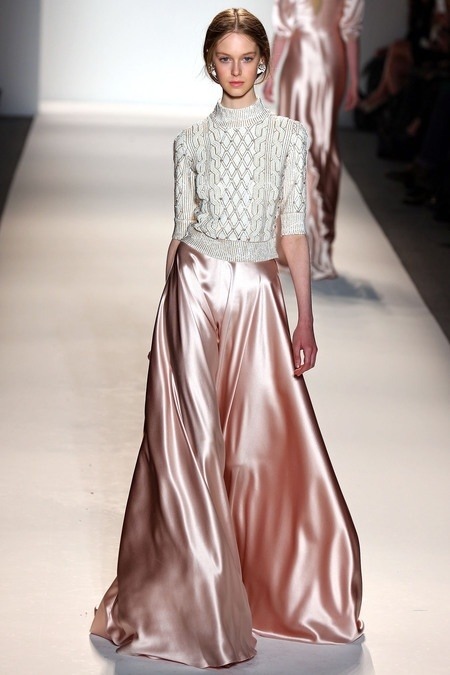thestylishacademic:  Jenny Packham Fall 2013