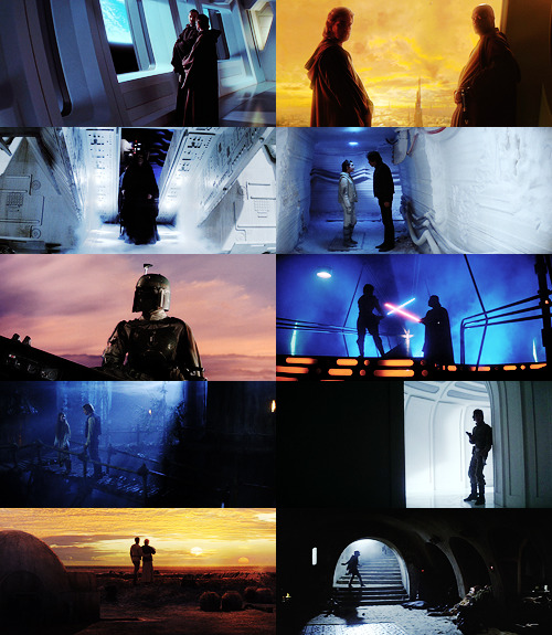 paratrooped:  screencap meme: Silhouettes → Star Wars (asked by j-pinkmans)