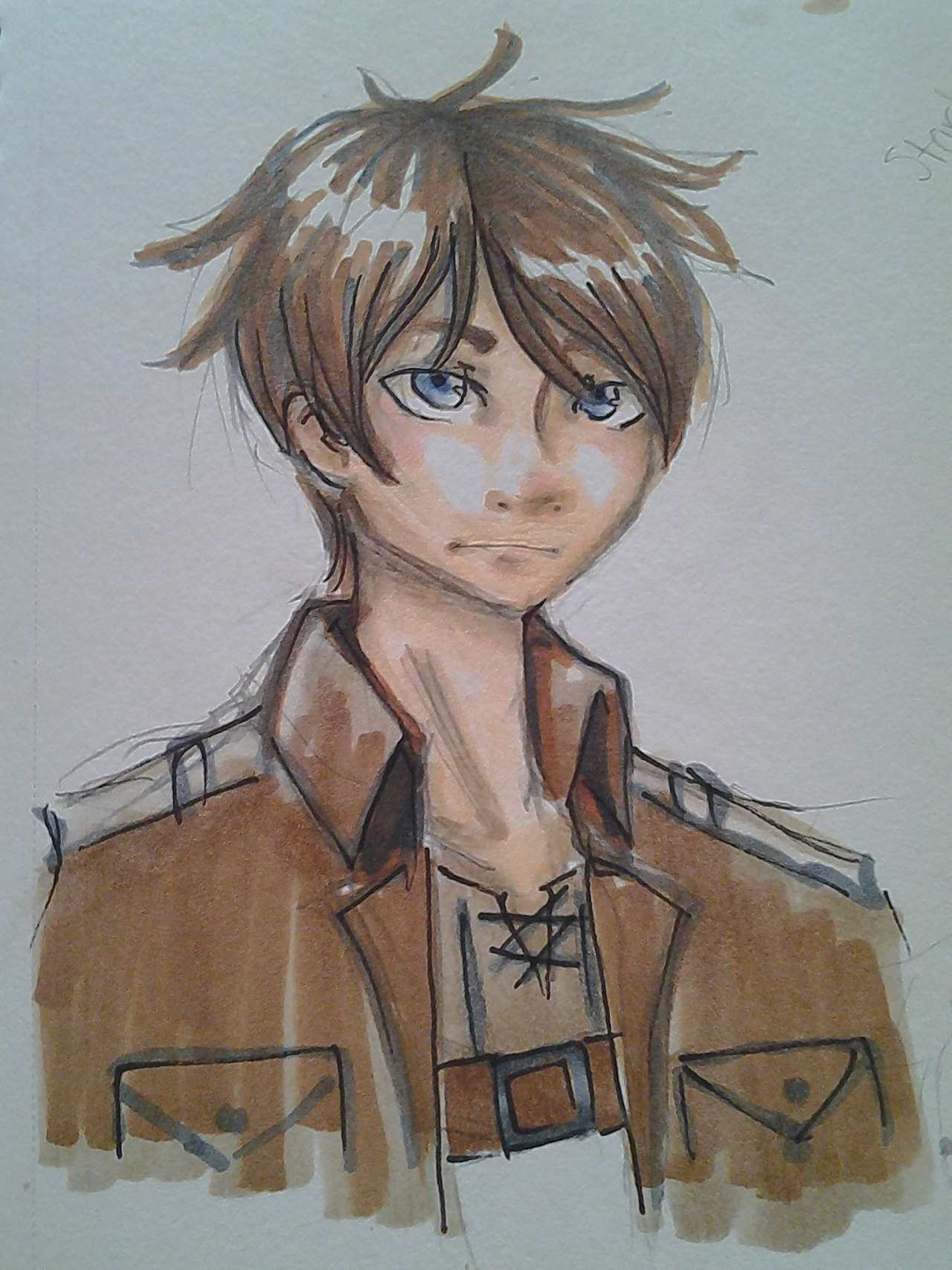 Messin around w/ copicssorry about the hair i ran out of time, so i couldnt finish coloring
