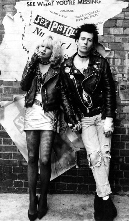 unholly-wood:  Sid and Nancy (1986)