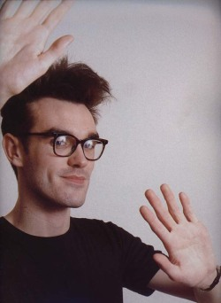 bbook:  It's Morrissey's Birthday! Here Are His Six Best Looks A good hair appreciation post.