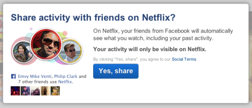 Whose side are you on, Netflix?!