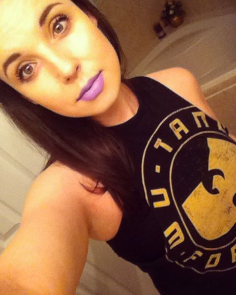 makeup lipstick fitgirl selfie girlythings lips purplelips wutang fitfam