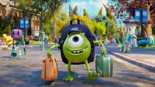 "disneypixar:  Here's your first look at a new still from ""Monsters University,"" in theaters June 2013."