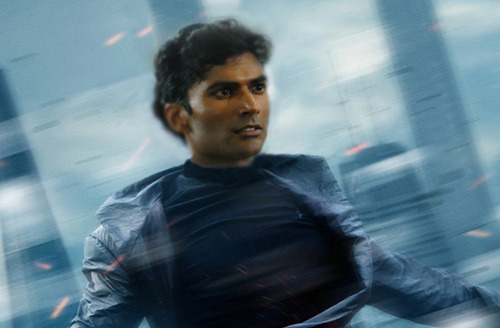 captain-herp:   Star Trek: Into Darkness staring Sendhil Ramamurthy   I had to do it.