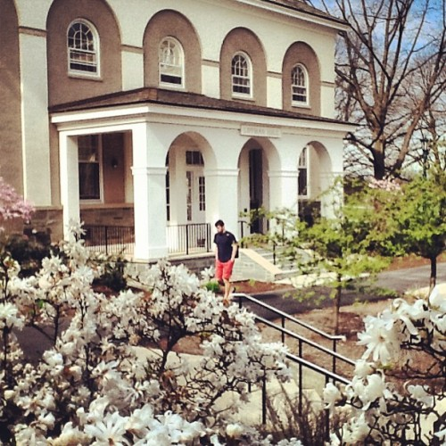 #springatu  (at Lippman Hall)