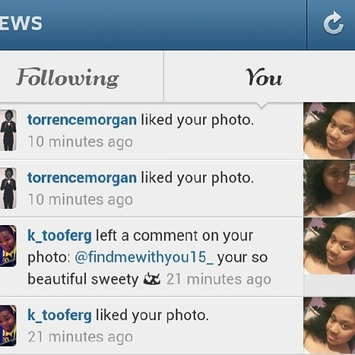 S/O to @torrencemorgan <3  & @k_tooferg  for the love thank you!!