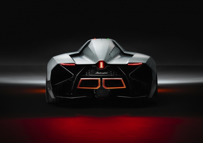 sirmitchell:  The Lamborghini EgoistaThis is an actual car they are making (a whopping three of)