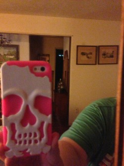 Got a new phone case.