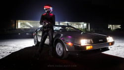 Daft Punk and DeLorean ♥ ♥