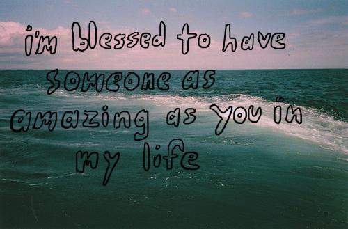 quotesforyou12:  http://teenlifequotes.com/  I'm blessed….
