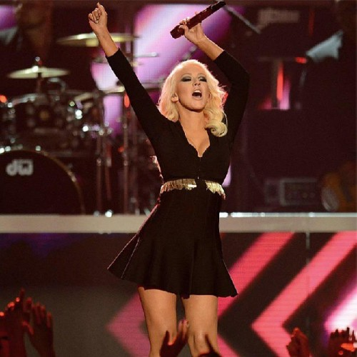 filthyjuly:  Let us not forget who owns the #Throne #Queen #Xtina slays the #Billboard music awards looking #Sexier than ever