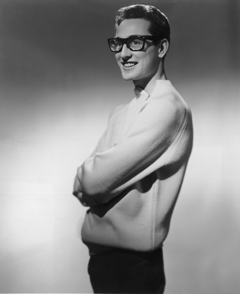 theniftyfifties:  Buddy Holly