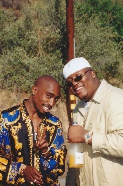 old-citizen:  TUPAC AND E-40.