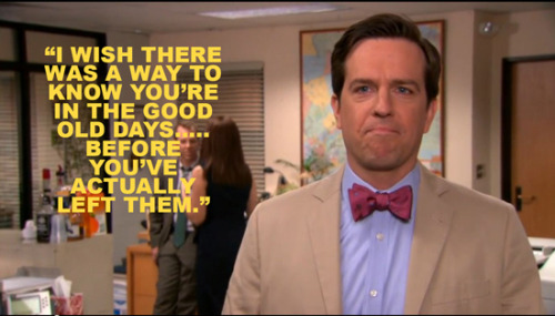 johnktpq:  ANDY BERNARD