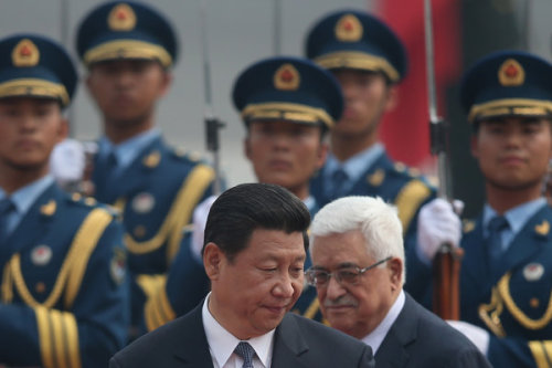 (via China Dips a Toe Into Mideast Diplomacy - NYTimes.com)