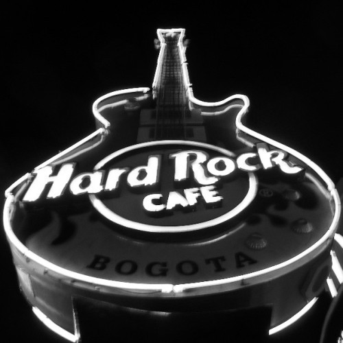Hard Rock Rising; winners from today: @LaCasaEnArbol!!! :D