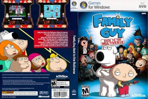 Family Guy Video Game if you like family guy, you'll enjoy this game. I know I do!