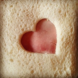 #sandwich prepared by pablo, made with #love , Miam miam