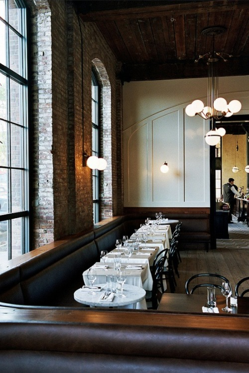reynards restaurant @ wythe hotel | photo brian ferry