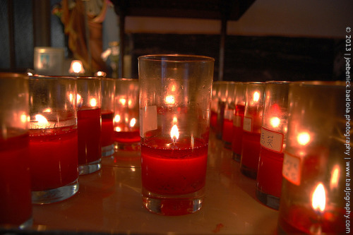 Candles at The Cathedral Church of Macau on Flickr.Via Flickr:www.badjography.com