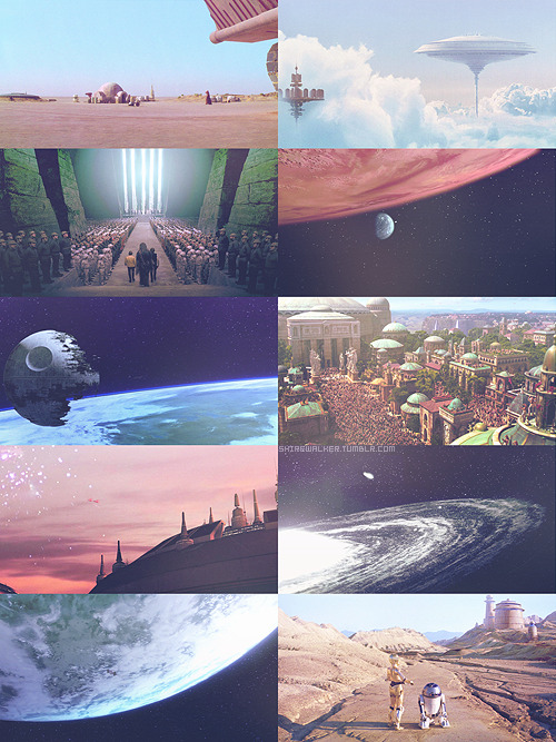 Screencap meme »» Star Wars (original trilogy) + Scenerygasm