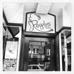 I love this place. Great coffee and free wifi. 👍 (at Regulus Coffee House Company)