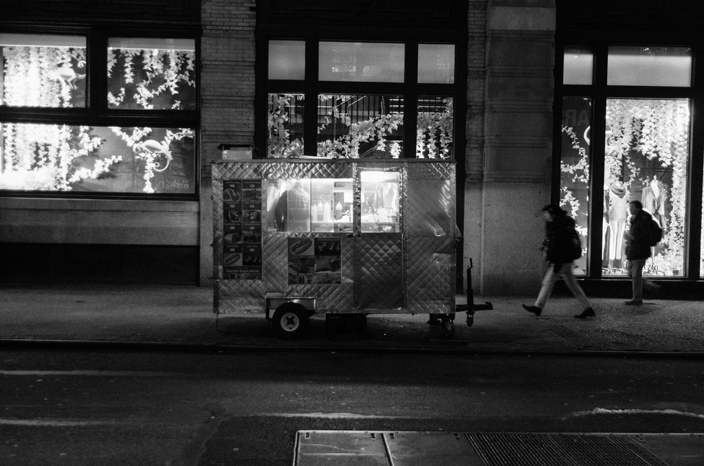 Cart  Soho, Manhattan