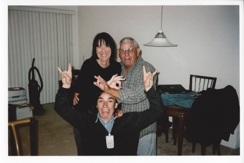 bloggytreats:  DBN ry rey and his grandparents  <3