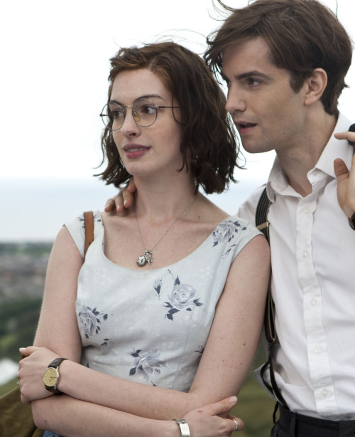 suicideblonde:  Anne Hathaway and Jim Sturgess in One Day