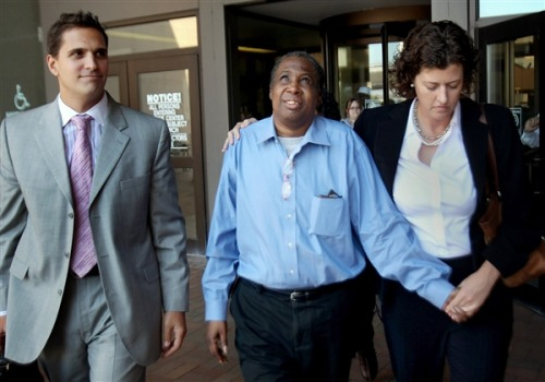 Man wrongly imprisoned in murder case wins $13.2 million in civil rights lawsuit (Photo: Marvin Fong / The Plain Dealer) A man who spent 11 years in prison on a murder conviction that was later reversed has won a $13.2 million award in a civil rights lawsuit against the city of Cleveland. Read the complete story.
