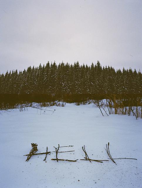 fck the winter by Sasha_Faq on Flickr.