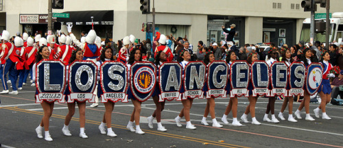 LA USD Marching Band by prayitno on Flickr.