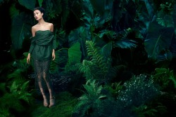 Shu Pei by David Chiang for Vera Wang