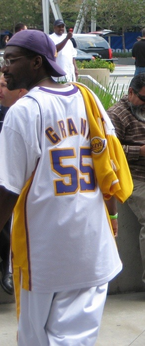 Brian Grant, Los Angeles Lakers: From Mikan to Chamberlain to Grant… Laker fans are so proud of their great tradition of big men.(Found by Elana in Los Angeles)
