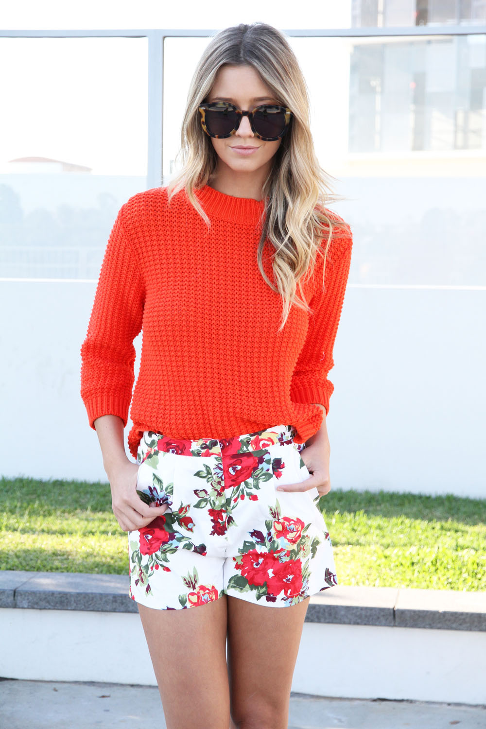 the-streetstyle:  New Arrivals: Feeling Floralvia saboskirt