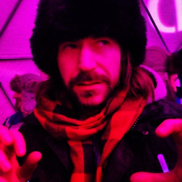IglooFRESH. @benjaminliebmann #igloofest (at Igloofest au Vieux-Port)