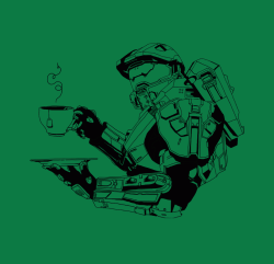 Get it? Cause you can tea bag in Halo… Lawlz