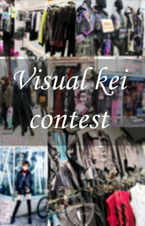 VK Descendants is opening a new conest: Visual kei contest. Post your photos and write with it: Name = FB link = Age = Gender = Country = Cosplaying= (write it only if you cosplay a jrocker) Good luck everyone! ^^ End: 30.4.2013 https://www.facebook.com/pages/VK-descendants/402689169781726