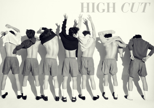 High Cut Vol.101 (Ebook & Unreleased Photoshoot)