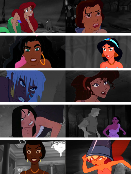 Disney Girls - Rage