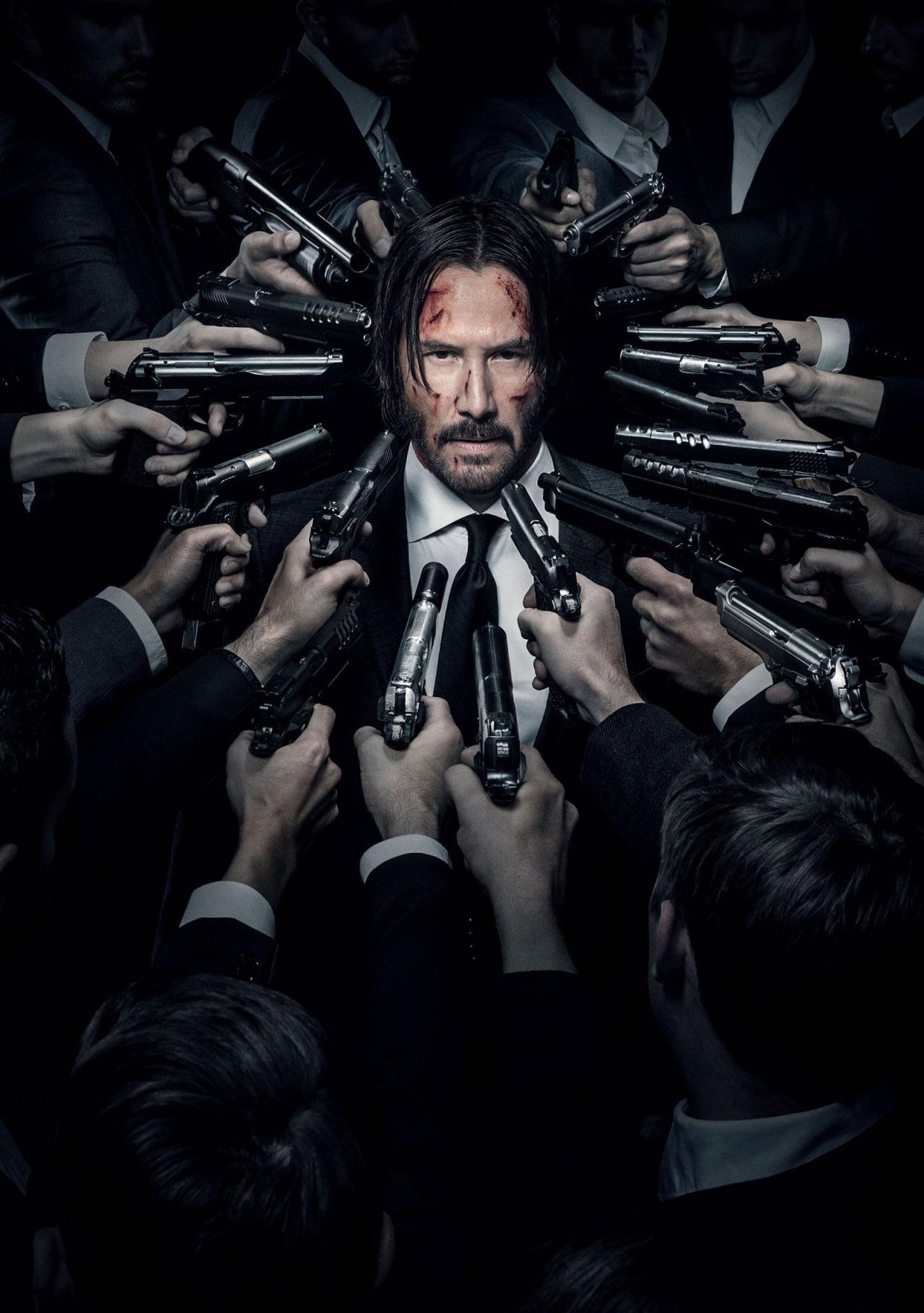 Chapter 2 #black#cinema#film#keanu reeves#john wick#chapter 2 #john wick chapter 2  #john wick 2 #poster#art#chad stahelski