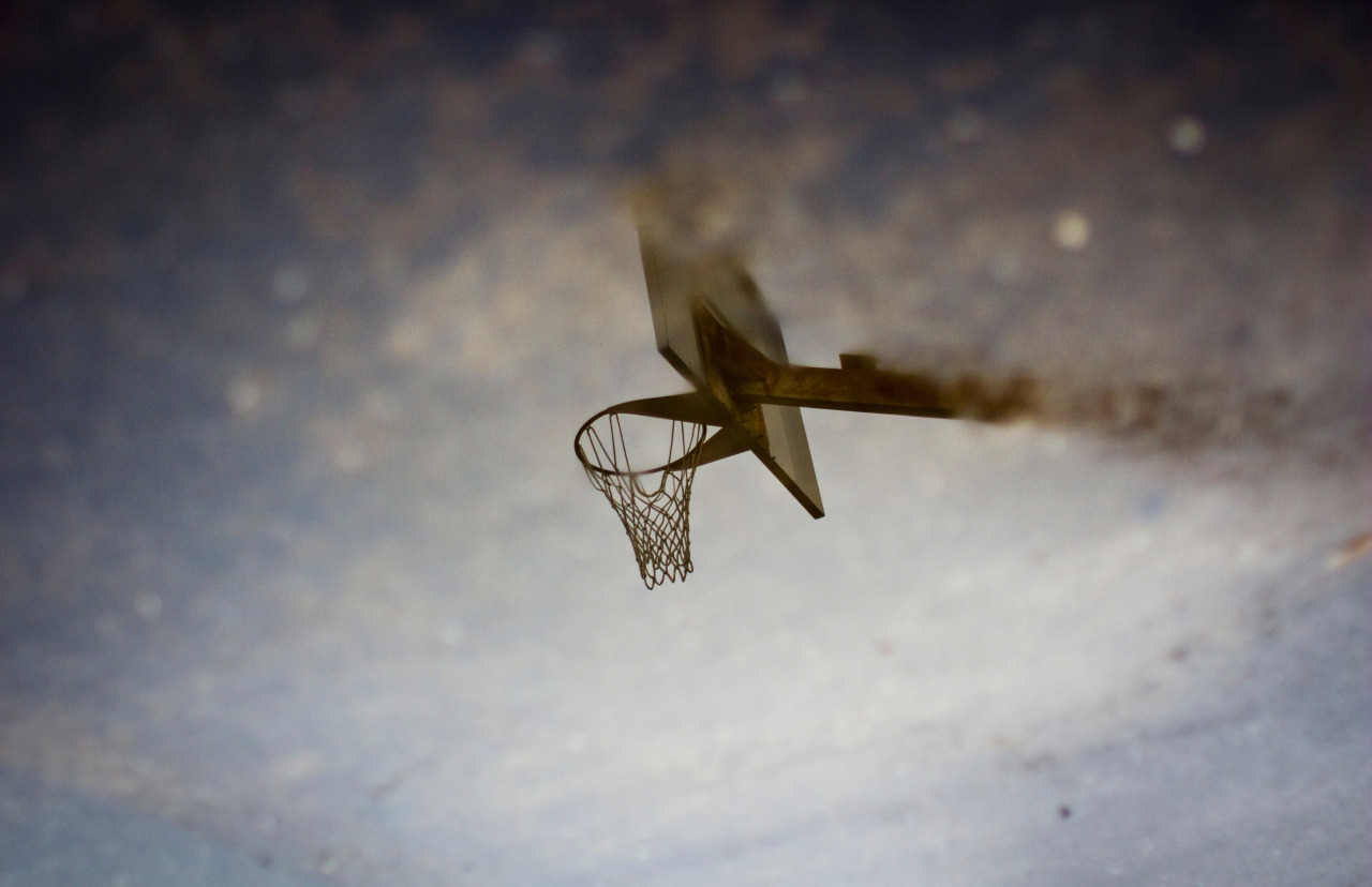 Photographer: Carrie Davison Title: Court, Hoop and Sky Website: www.cphotographs.com Date: Saturday, January 12, 2013 Description: This basketball court is located at Beaty Park in Warren, PA. It borders a residential area outside of down-town Warren next to Beaty Middle School. Check out this post to learn how to contribute to the My Stomping Grounds image collection.