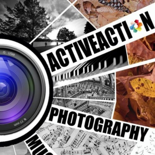 ActiveAction. Music & photography workshop. #music #photography #workshop on mqy 18, 24, 25