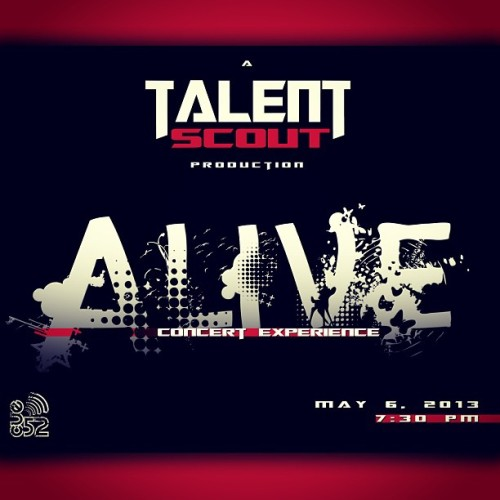 #talentscout LIVE Monday Night @7:30 pm. #liveband #cue52 #live #music