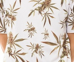 hailmaryjane:  Stay Fresh: Scout's 'Leaf Tee' What more could you ask for in a shirt? Purchase HERE.View Post